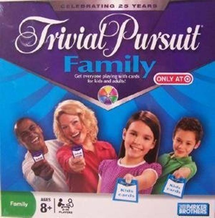 Trivial Pursuit: Family