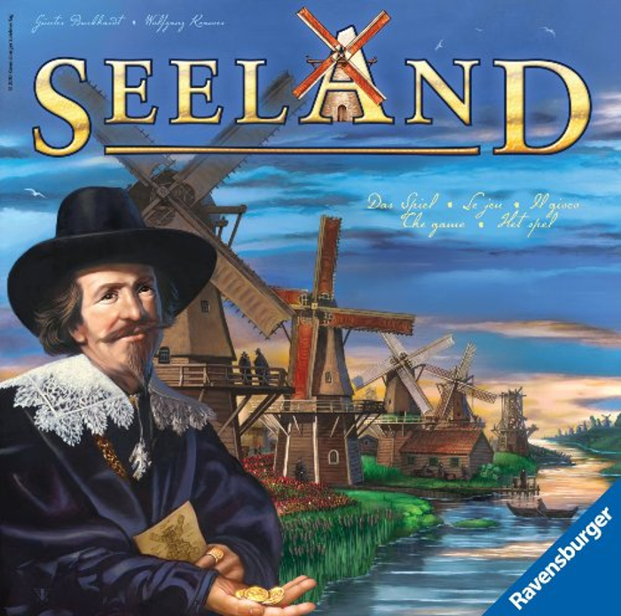 Seeland Family Game (Discontinued by manufacturer)