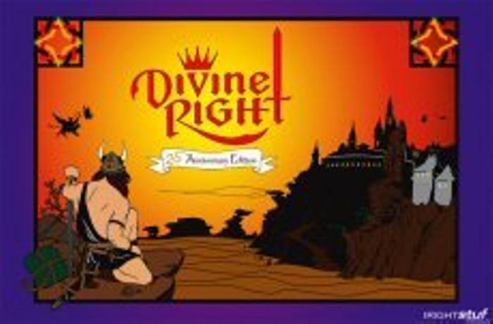 Divine Right: 25th Anniversary Edition [BOX SET]