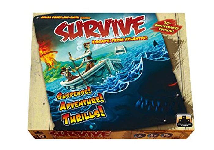 Survive: Escape From Atlantis