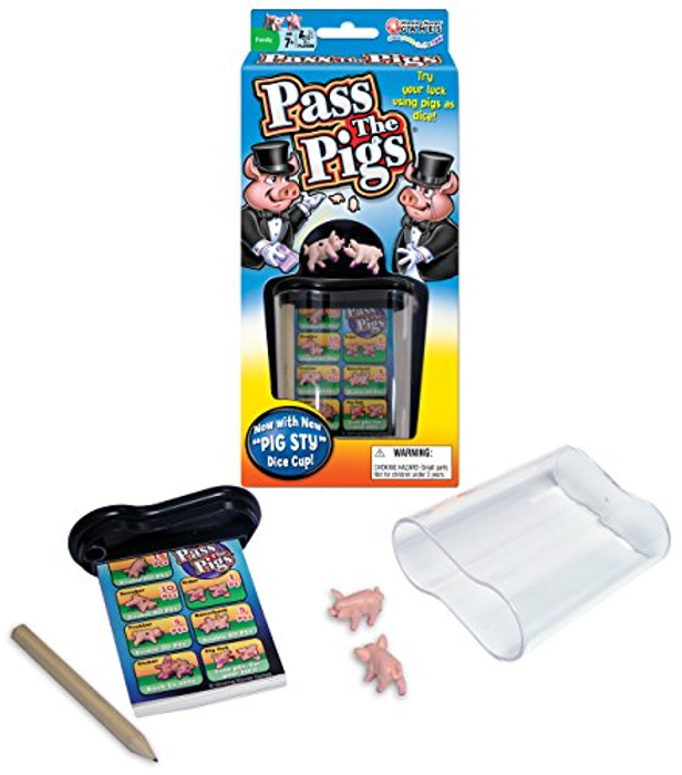 Winning Moves Games Pass the Pigs