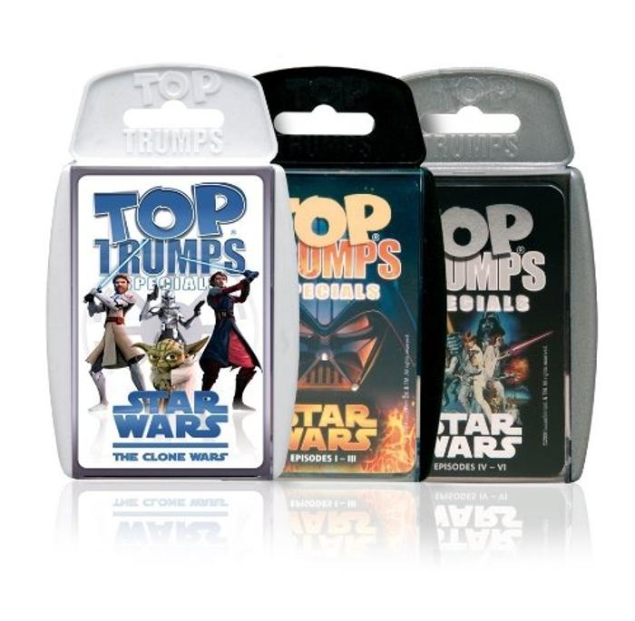 Star Wars 2 Bundle  Card Game | Educational Card Games