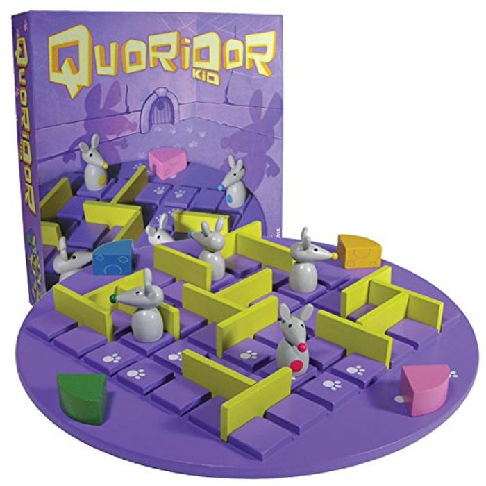 Gigamic Quoridor Kid Game