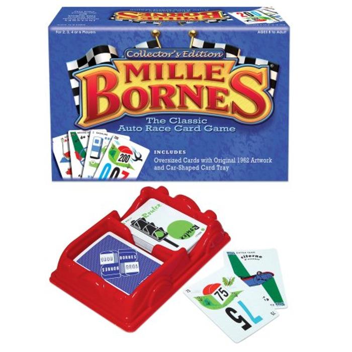 Mille Bornes Collectors Edition
