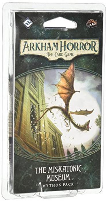 Arkham Horror: The Card Game - The Miskatonic Museum Mythos Pack