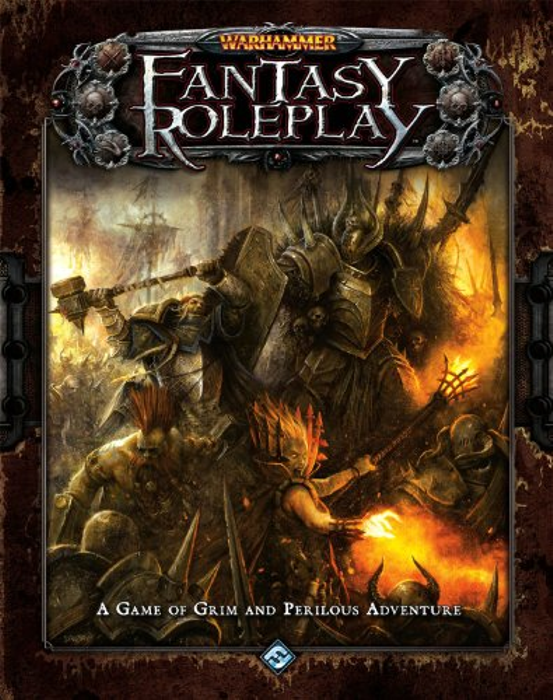 Warhammer Fantasy Roleplay: Core Set