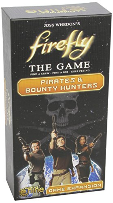 Firefly the Game: Pirates & Bounty Hunters Expansion