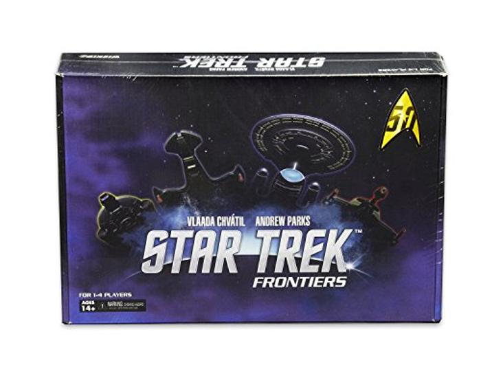 Star Trek: Frontiers