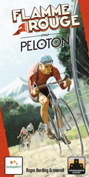 Flamme Rouge: Peloton Expansion