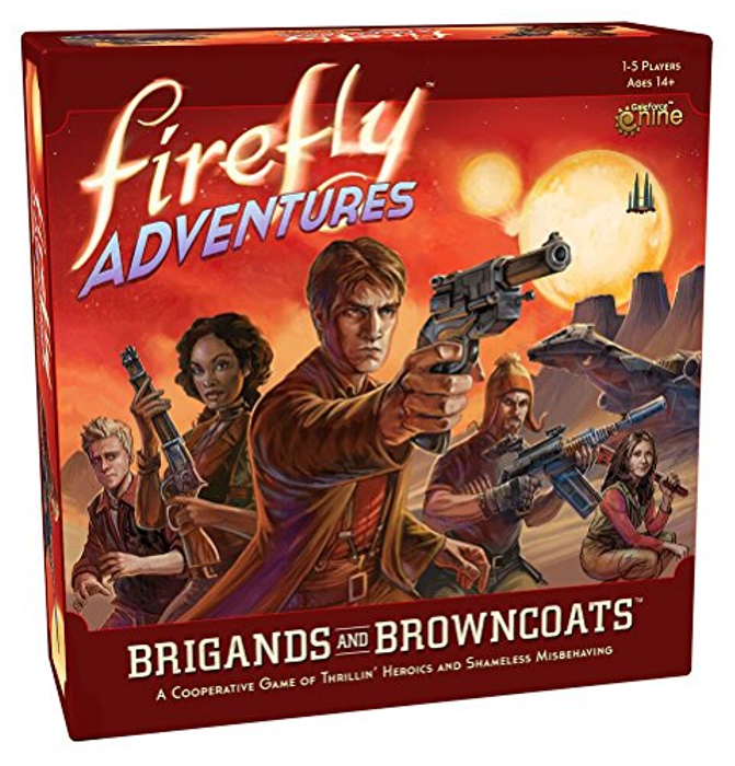 Firefly Adventures: Brigands and Browncoats