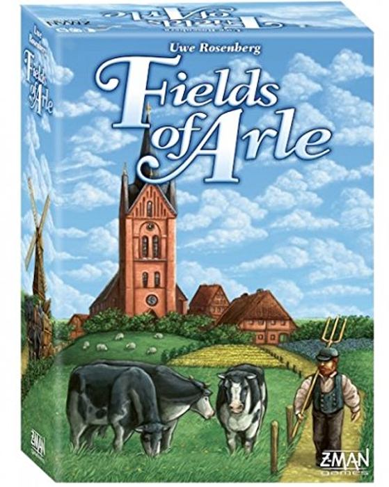 Fields of Arle