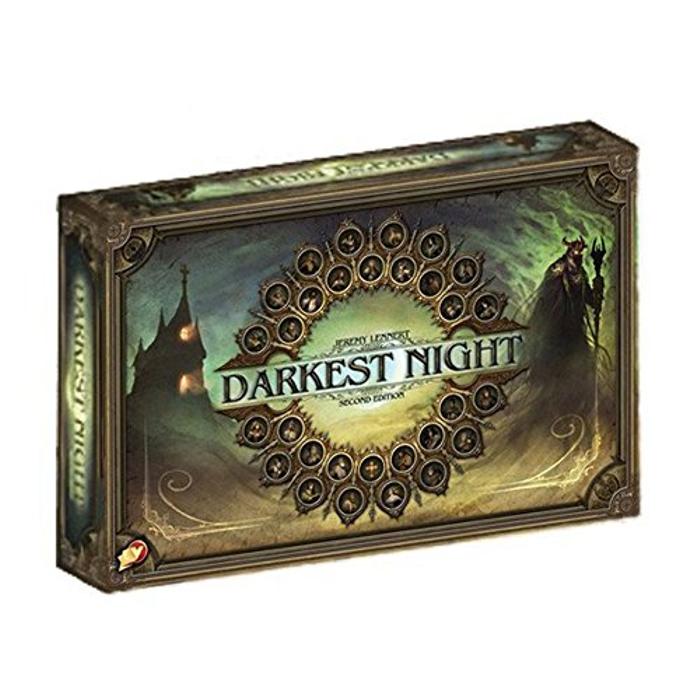 Darkest Night: 2nd Edition