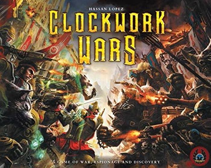 Clockwork Wars