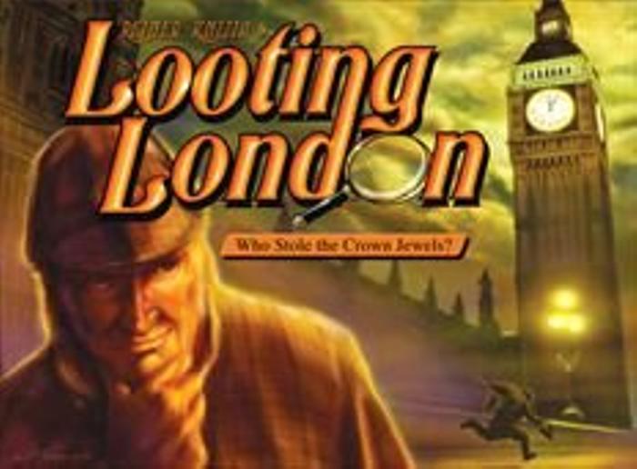 Looting London Card Game