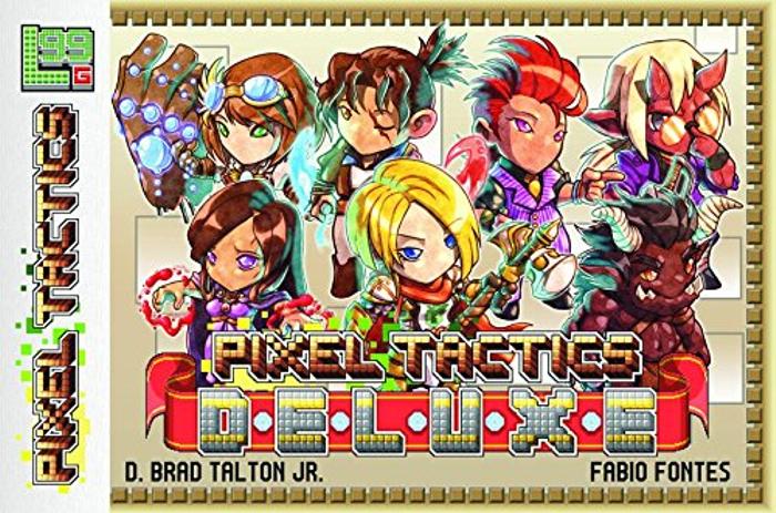 Pixel Tactics: Deluxe