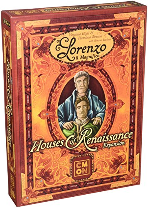Lorenzo il Magnifico: Houses of Renaissance Expansion