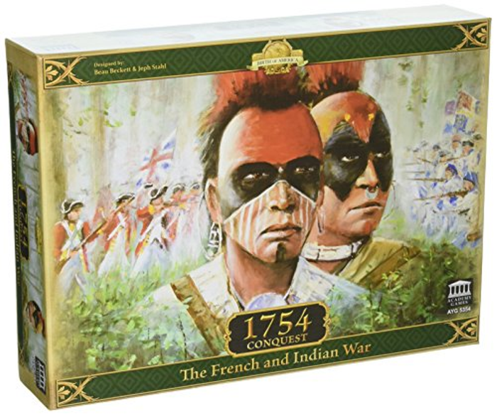 1754 Conquest: The French and Indian War