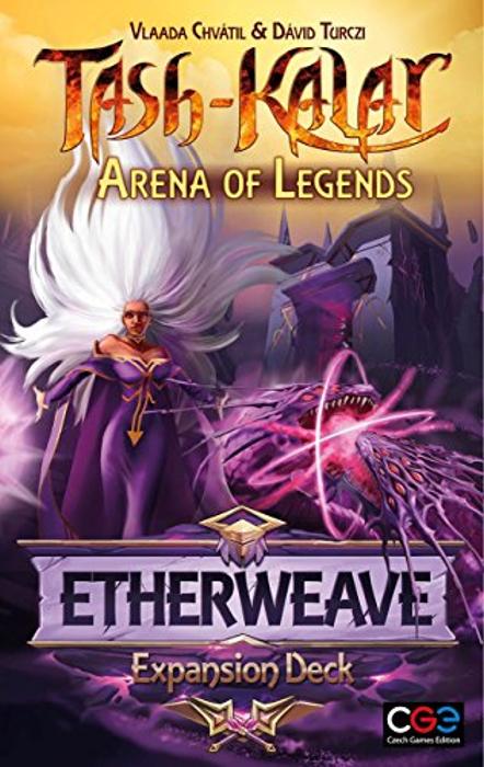 Tash-Kalar: Arena of Legends Etherweave Expansion Deck