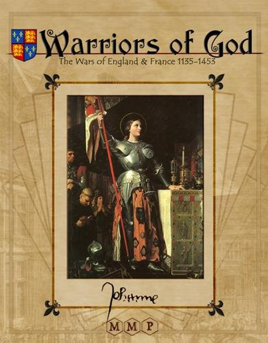 Warriors of God Board Game