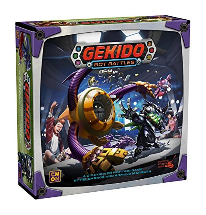 Gekido: Bot Battles