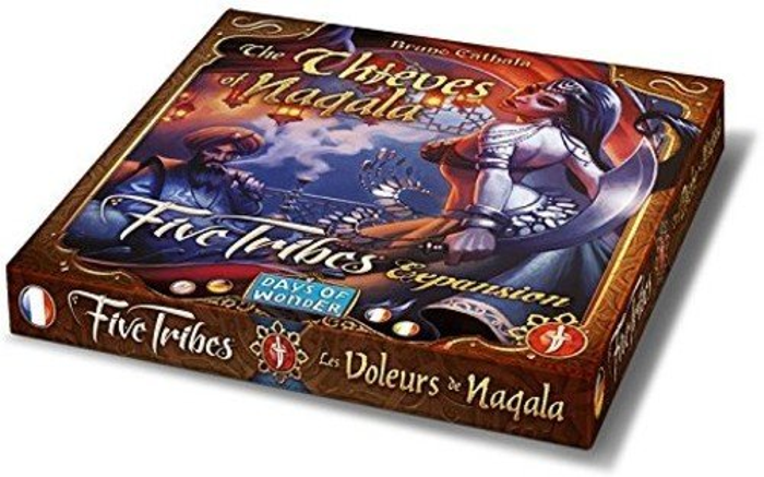 Five Tribes: The Thieves of Naqala Expansion