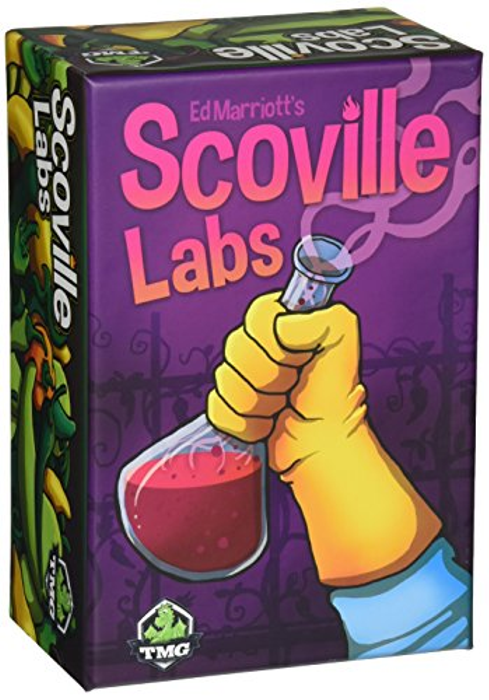 Scoville: Labs Expansion