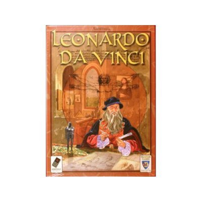 Leonardo Da Vinci Board Game