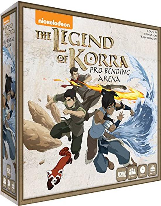 The Legend of Korra: Pro-Bending Arena
