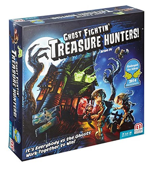 Ghost Fightin' Treasure Hunters