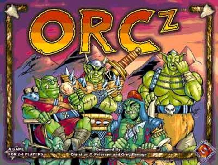 Orcz: Da Boardgame