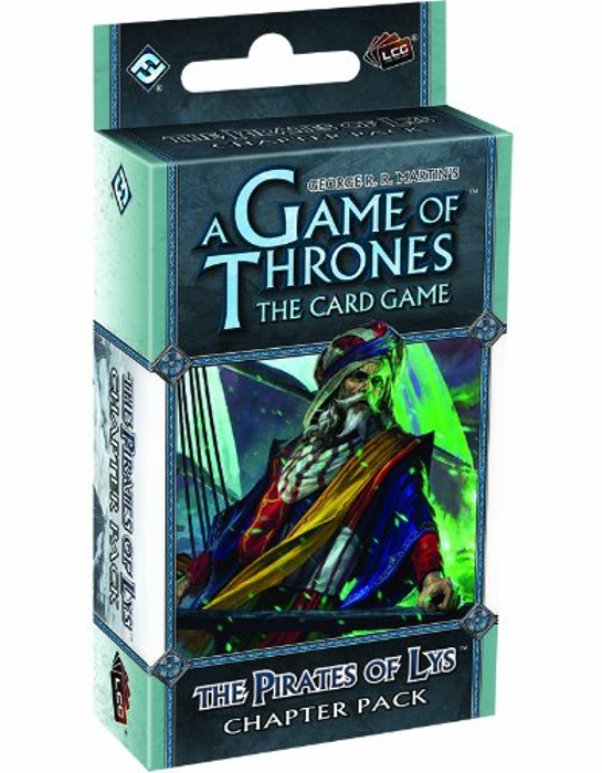 A Game of Thrones LCG: The Pirates of Lys Chapter Pack