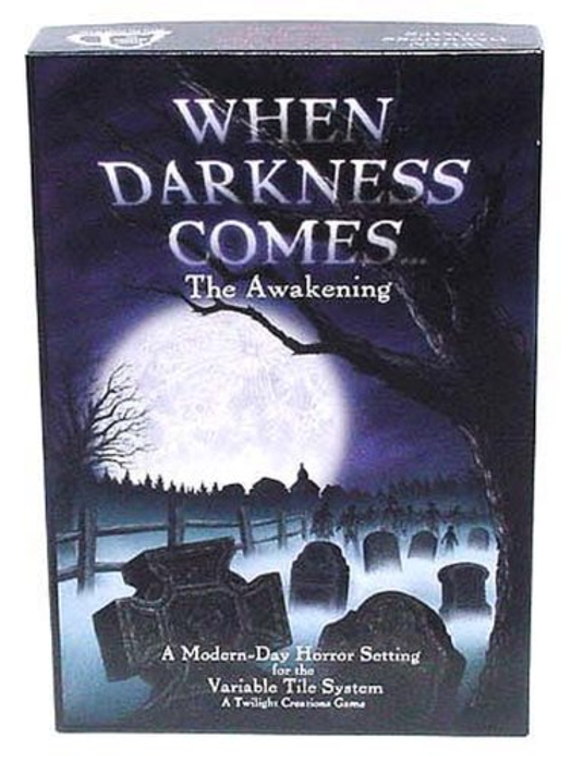 Twilight Creations When Darkness Comes...The Awakening Board Game