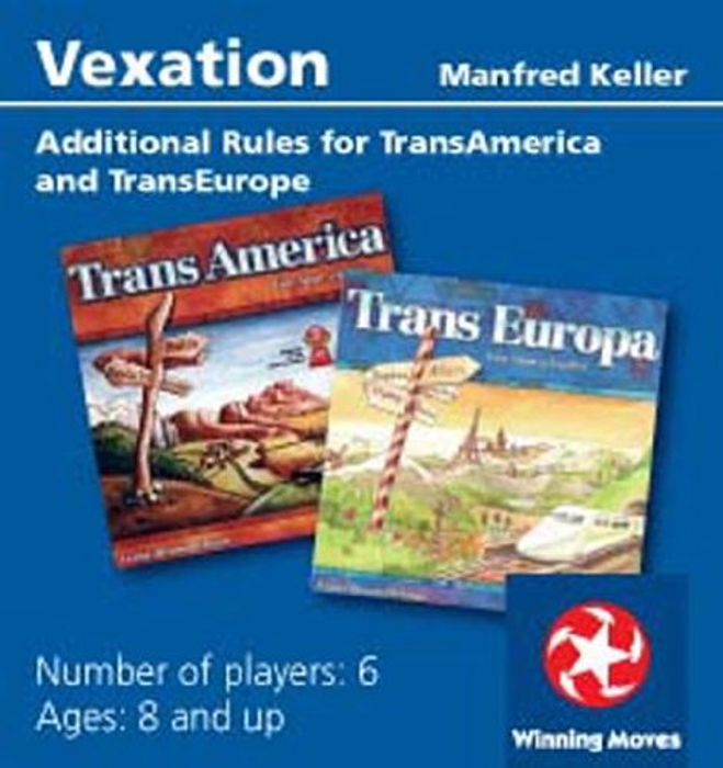 Vexation Expansion for TransAmerica and TransEuropa