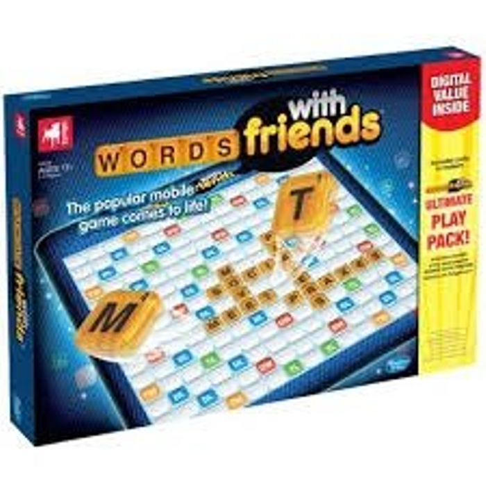 Words with Friends Race