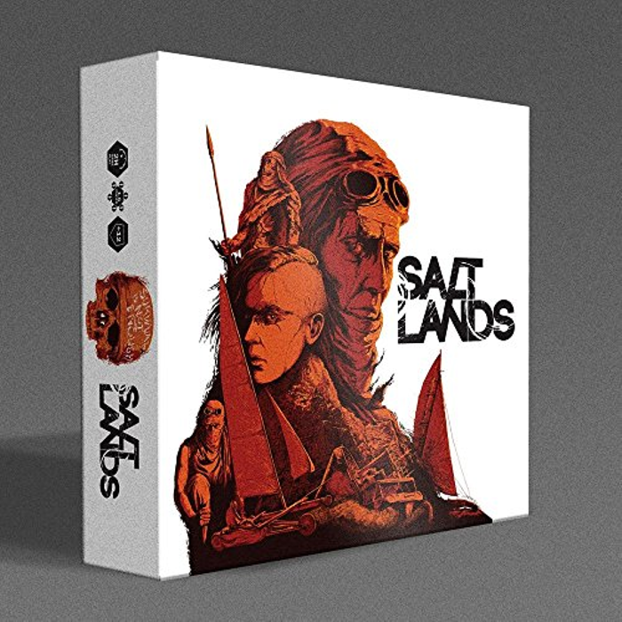 Saltlands: The Board Game