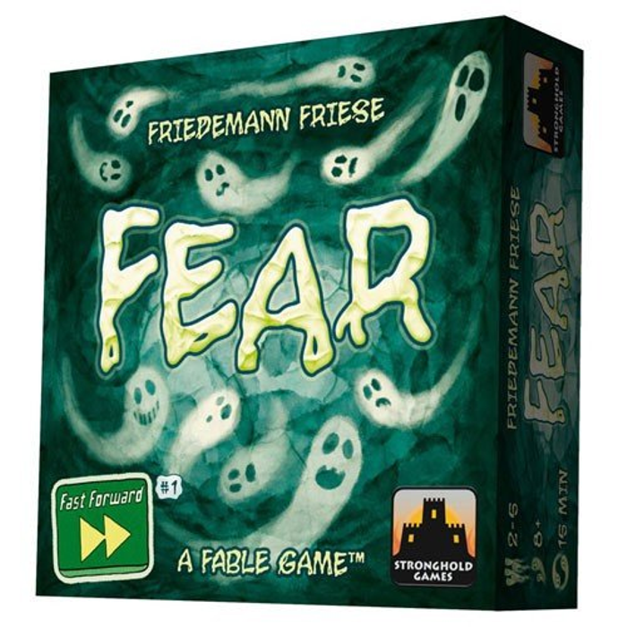 Stronghold Games Fear (Fast Forward Series #1) Board Games