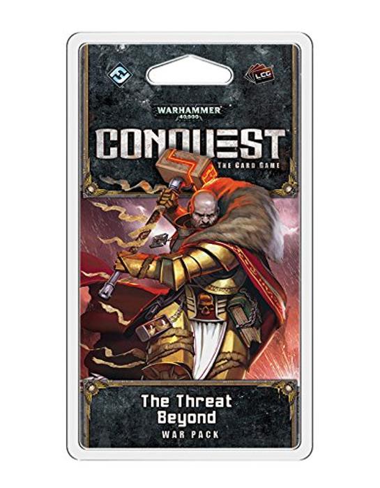 Warhammer 40K: Conquest - The Threat Beyond War Pack
