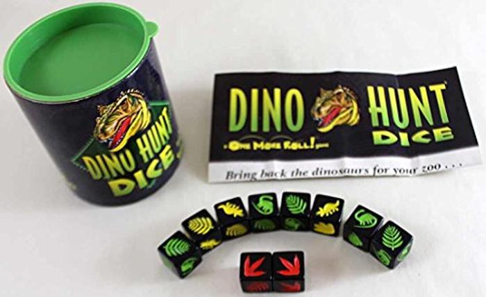 Steve Jackson Games Dino Hunt Dice