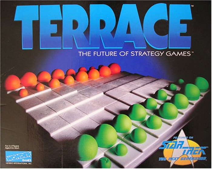 Terrace: The Future of Strategy Games - As Featured on Star Trek: The Next Generation