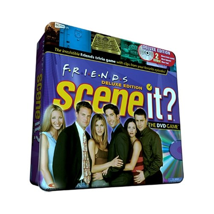 Scene It? Deluxe Friends Edition DVD Game