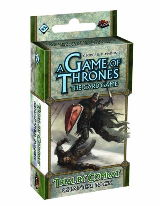 Fantasy Flight Games A Game of Thrones: The Card Game - Trial by Combat Chapter Pack