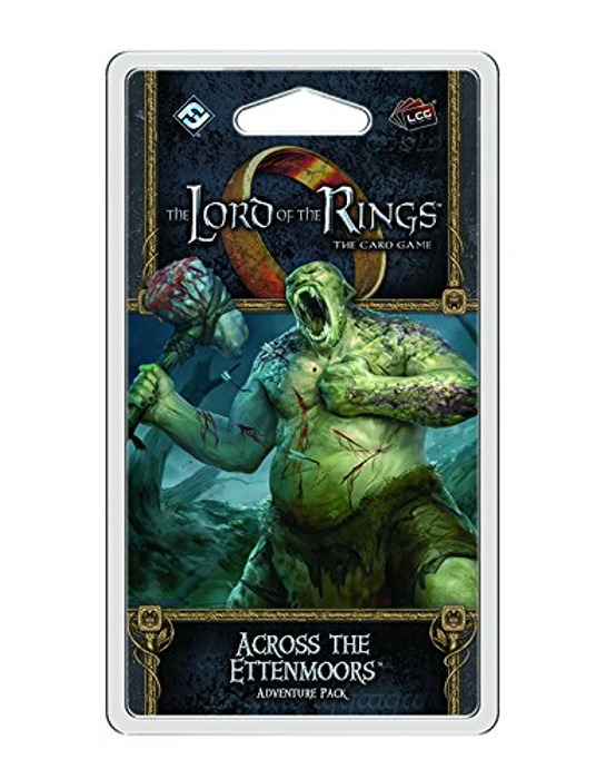 The Lord of the Rings: The Card Game - Across the Ettenmoors Adventure Pack