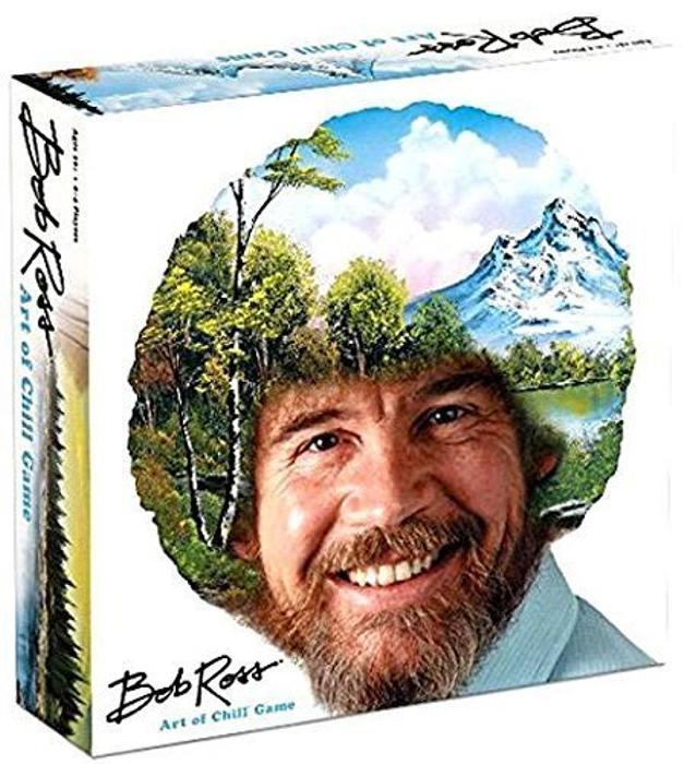 Bob Ross the Art of Chill