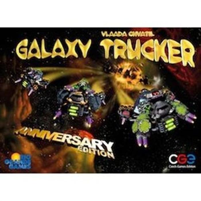 Galaxy Trucker: Anniversary Edition