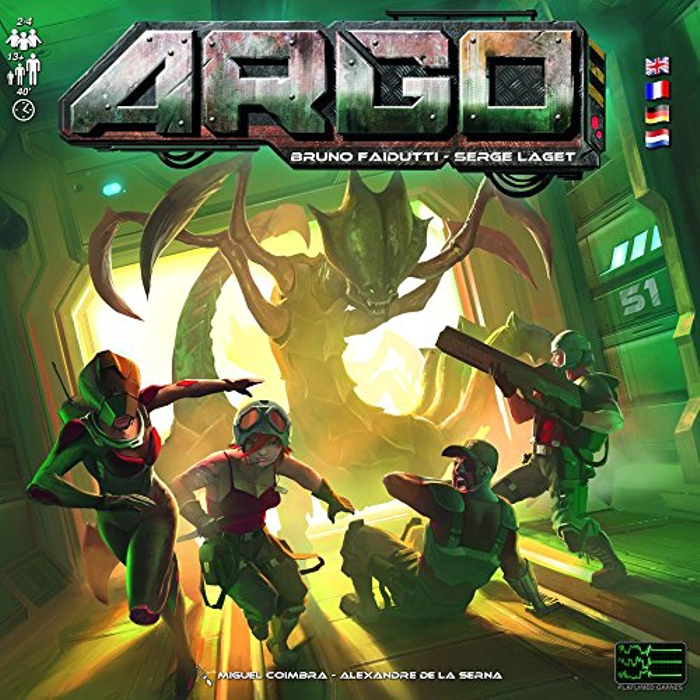 Argo Board Game