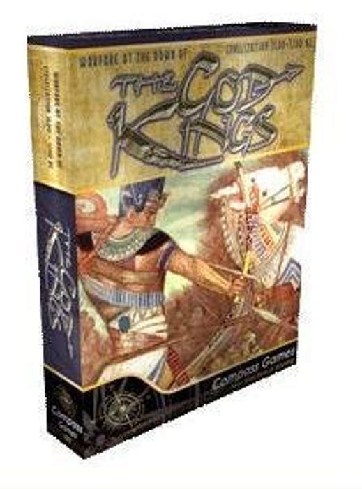 The God Kings: Warfare at the Dawn of Civilization, 1500-1250BC