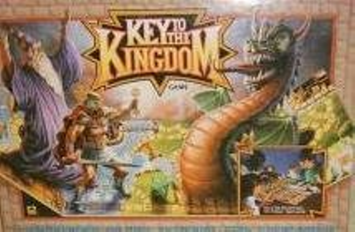Key to the Kingdom Board Game