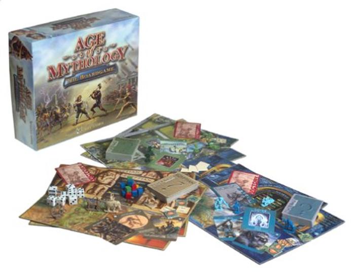 Age of Mythology, the Boardgame