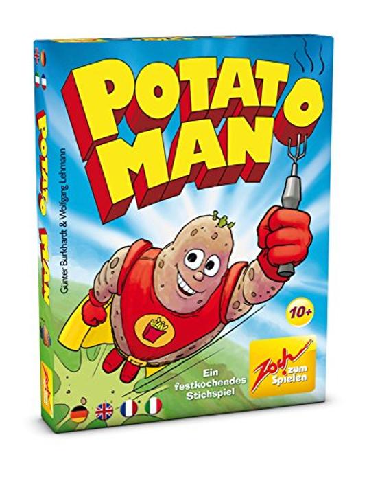 Zoch Verlag GmbH Potato Man Empfohlen 2014 Board Game