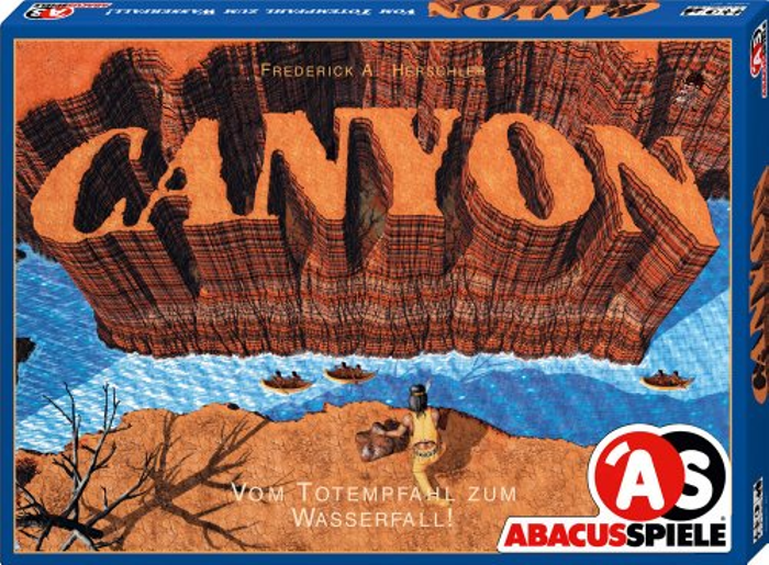 Canyon Board Game